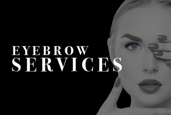 Professional Eyebrow Shaping, Tinting, and Design | 3D Eyebrows | The Look Hair Salon and Beauty Boutique | Denver | Cherry Creek | Capitol Hill | Washington Park