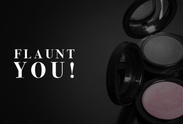 Flaunt You! Custom Cosmetics | Custom Makeup | The Look Hair Salon and Beauty Boutique | Denver | Cherry Creek | Capitol Hill | Washington Park